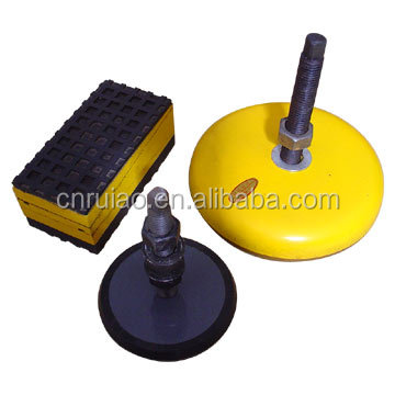 Noise and Attenuation Type Spring Mount Vibration pad Isolator