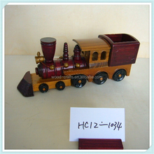 model toy car wooden Locomotive