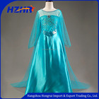 Halloween frozen anna & elsa fantaisie robe Filles halloween princesse costume