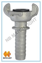 Stainless Steel NPT Threaded Universal Chicago Coupling