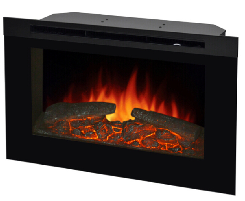 Insert/Wall Mounted Electric Fireplace