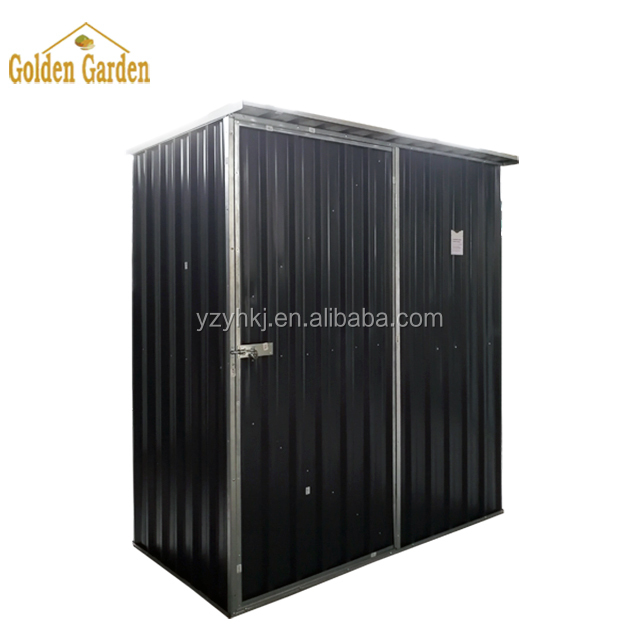 6x3ft Metal Garden Shed for Sale