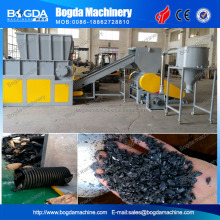 Papers Plastic Bottle Pipe Wood Pallet Single Shaft Shredder Machine Prices