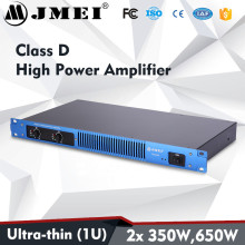 Class D Professional Pa Audio System 1U Digital Power Amplifiers
