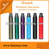 2014 Hottest cheap ego battery for e-cig e shisha pens