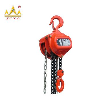 Materail Handling Tools KII Chain Block 5t with low price