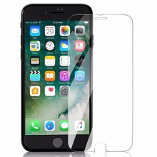 Ultra Clear Perfit fit shatter proof [0.3mm ] tempered glass protector Ballistic glass screen protector for iPhone 6S plus