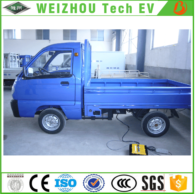 2017 Popular Electric Pickup Trucks 2m Car Hopper from China