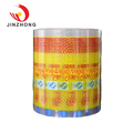 Custom Design Lamination Opp Jumbo Roll Film Rolls Wrap Plastic Stretch Film
