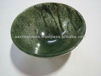 3 inch Moss Agate Gemstone Crafts and Bowls