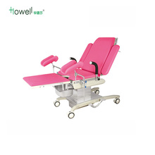Mechanical Hydraulic Obstetric birthing delivery bed surgery table HE-609A-02