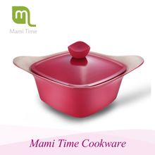 Handle luxury cookware set