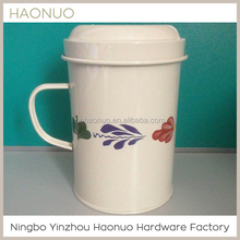 Novel Item household iron filter tea cups with factory direct