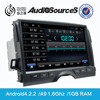 AudioSources for sale in dash gps navigation for car toyota Reiz with audio, TPMS, DVR