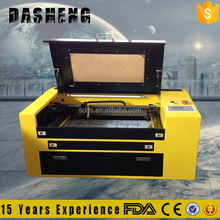 Promotion new design co2 wood Plastic Rubber clothing laser engraver HI-350 laser engraving machine