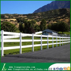 High strength durable plastic horse fences