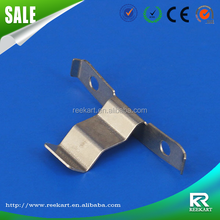 Customized stamping precision auto metal clips from dongguan factory