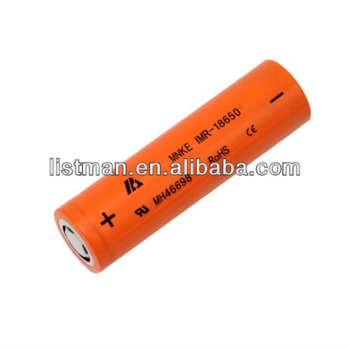 25Amps discharging rate battery IMR 18650. EH IMR 30Amps battery, US18650VTC3,US18650VTC4 battery for vtc5 30A discharging