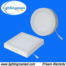 Fire-rated to 90Min SMD led panels dimmable, led panels with driver
