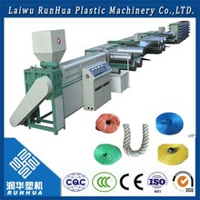 plastic filament extruder wire winder machine for plastic tear film