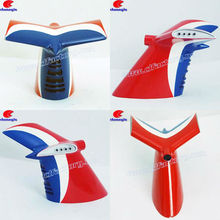 Empennage Resin Handicraft, Tail Fin Resin Handicraft, Spoiler Resin Handicraft