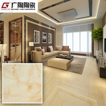 Home Polished Porcelain Non-slip Synthetic Old Marble Floor Tiles Designs 600*600 Prices In Sri Lanka