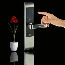 electronic combination lock for lockers, waterproof password lock, touch pannel digital lock