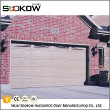 Low Price steel insulated electric garage door operator
