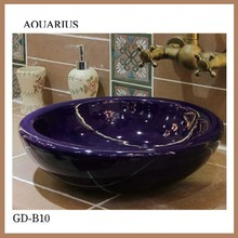 2015 new product sanitary bathroom copper wash basin