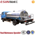 Mini intelligent asphalt spraying machine