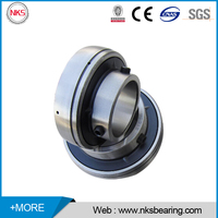 New Cheapest inch uc insert bearing Made in China Chrome Steel UC308 insert pillow block Bearing