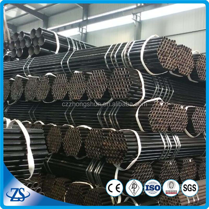 dn 25 210mm steel pipe with power tubing