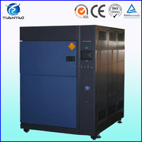 Rubber test equipment temperature cycling thermal shock test chamber