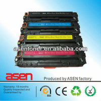 (High Quality) Color Toner Cartridge CB541 CB542 CB543 CB540