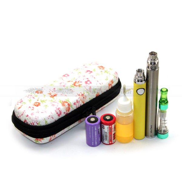 Electronic cigarette starter kits Ego carrying cases Portable/Convenient to carry. Ego carrying case