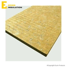 Fiberboard Insulation, Thermal Insulation Decorative Board Insulation Soundproof Rock Wool Panel