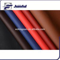Embossed PVC leather for car seat covers no bad smell and very strong not easy to tear