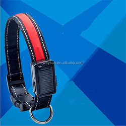 Led USB Rechargeable Dog Collars Reflective Led Pet Collars Protect your Pets in Dark