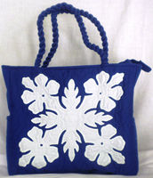 Hawaiian Quilted bag- Edna's Ulu