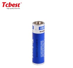 Good quality 1.5V AA Size LR6 Alkaline battery for toys and tool