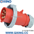 Industrial Male Coupler with CE CB Certification