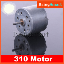 3-9v 310 High Power DC Motor 24*18mm, Shaft length 9mm Diameter 2mm Solar Power Technology Toy Accessories DIY Motor