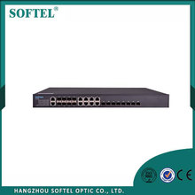 [SOFTEL] 1.25Gbps 8PON Port 1U GEPON OLT for FTTH Project