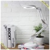 Cool Novelty Folding Desk Lamp High Quality LED Light Table Lamp with USB Port 5800-6200K 5W White LED Light