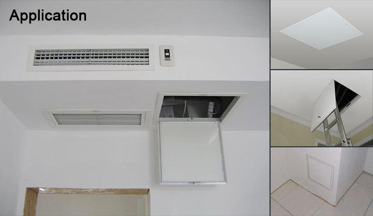 False Ceiling Design Trap Door With Gypsum Board Buy
