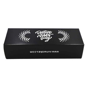 2019 Fancy White Hard Paper Custom Sunglasses Packaging Boxes