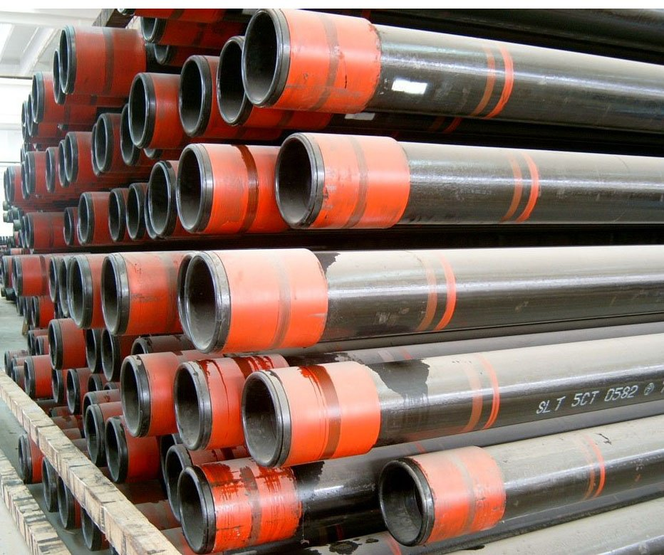 API j55 tubing specification on oil well