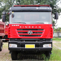 Hongyan 6*4 340HP 60 ton heavy dump truck and truck curb weight
