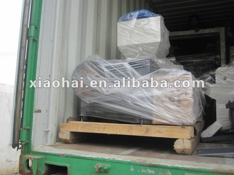HAS VIDEO High Speed PLA Biodegradable HDPE LDPE PE Film Blowing Machine Price For Bag , Agriculture Greenhouse Film