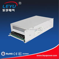 CE RoHS Certificated S-500-12 for LED strip light AC DC power supply 500w power